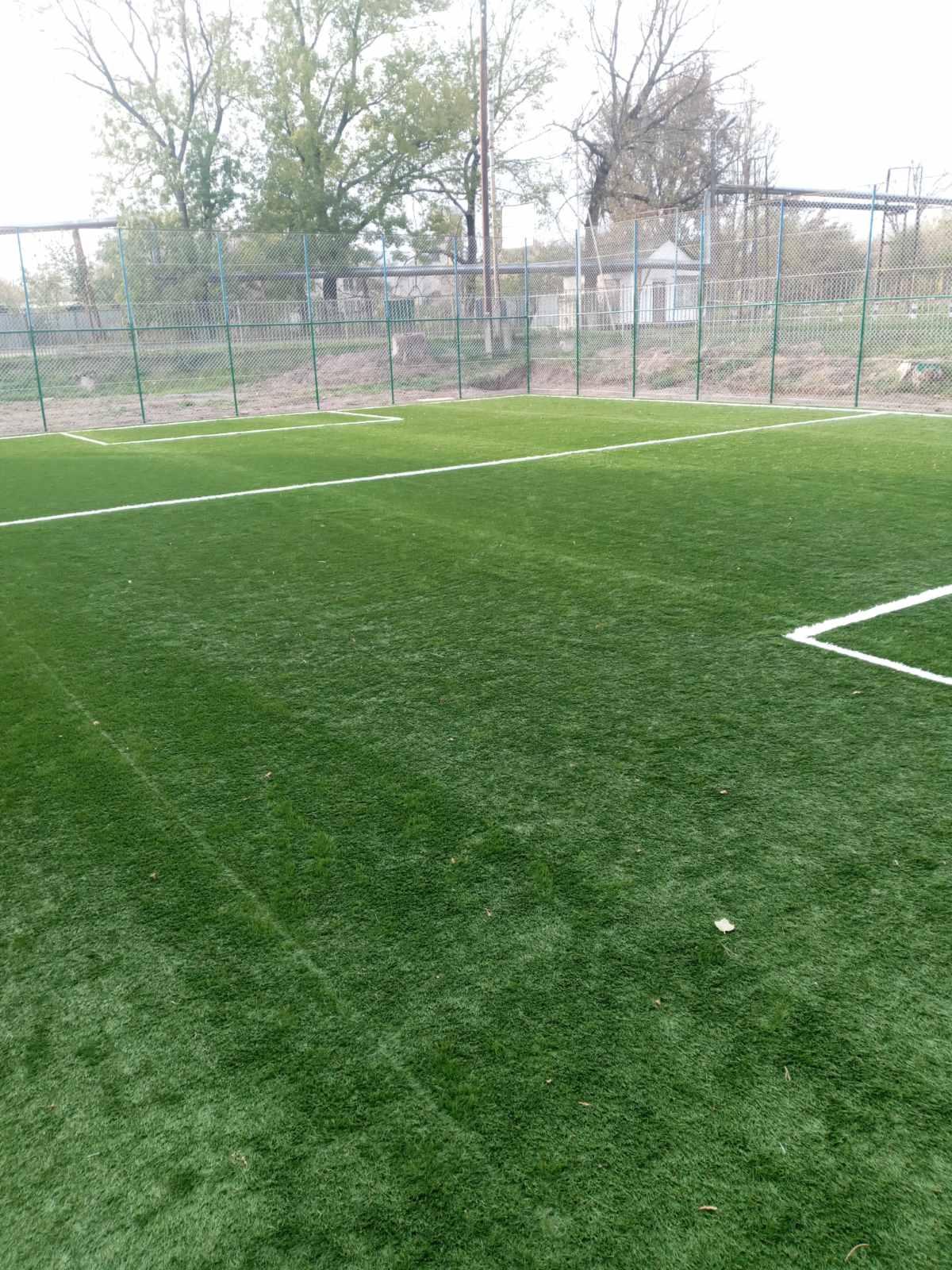 У Дрогобичі ще плюс один футбольний майданчик