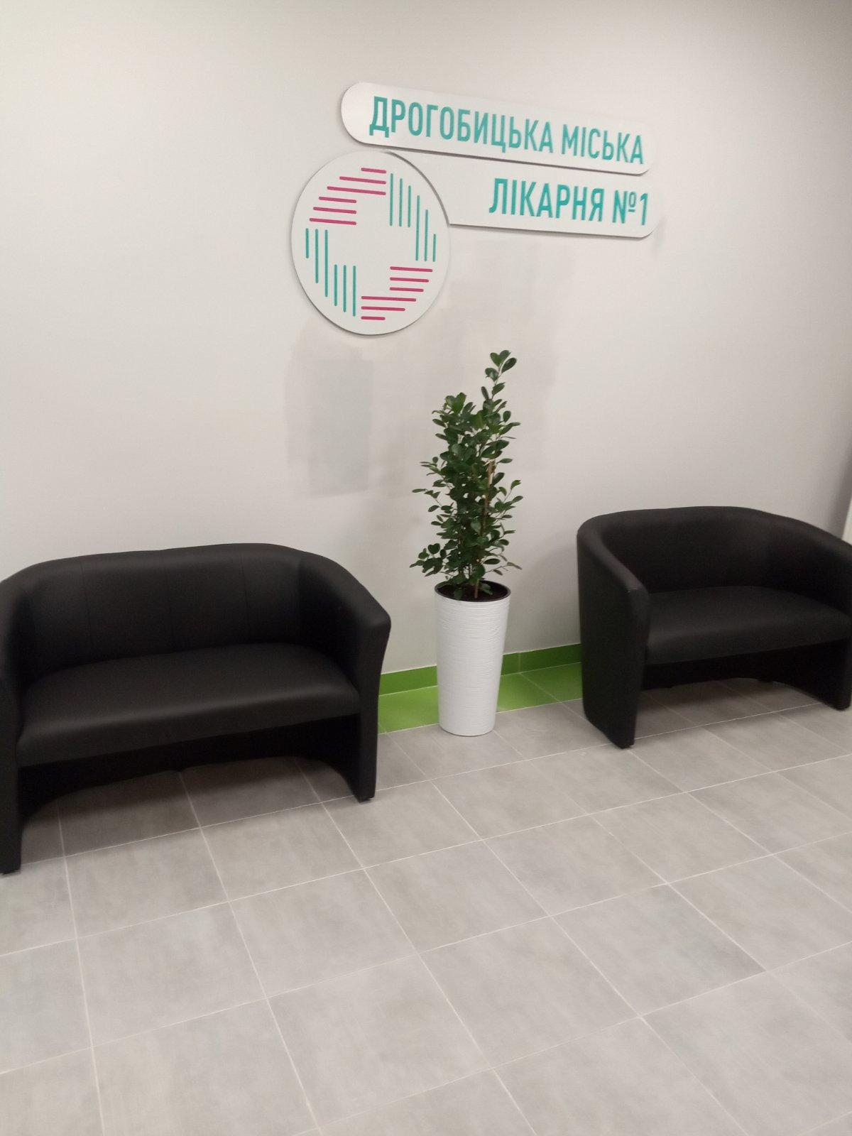 Дрогобицька міська лікарня №1: Велика реконструкція приймального відділення завершується