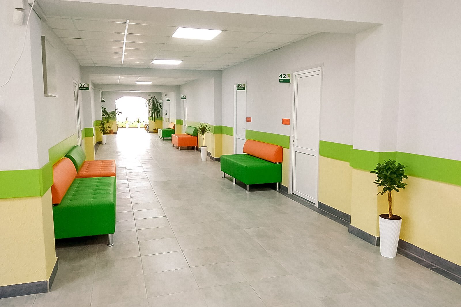 Урочисте відкриття поліклінічного відділення  у КНП «Стебницька міська лікарня» ДМР